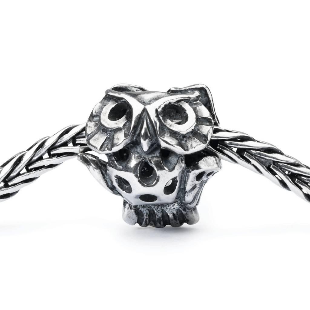Wise Owl Bead TAGBE-30140