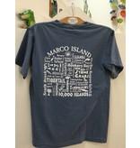 Where Life Takes You TEE  Marco Island