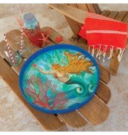 "Tray Mermaid Round 18"""