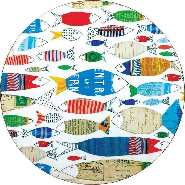 """Tray Fish Parade Round 18"""""""