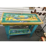 "Sofa Table 3' (30""H) w/ Shelf"
