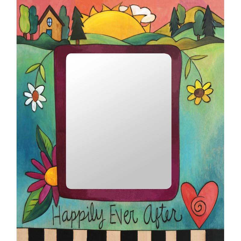"""Sincerely Sticks 8x10 Frame """"As you wish"""" (Happliy Ever After)  SS"""