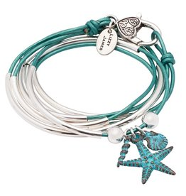 Lizzy James Lizzy Girlfriend Nautical Teal Trio
