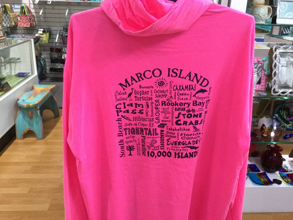 Where Life Takes You Hoodie Marco Island