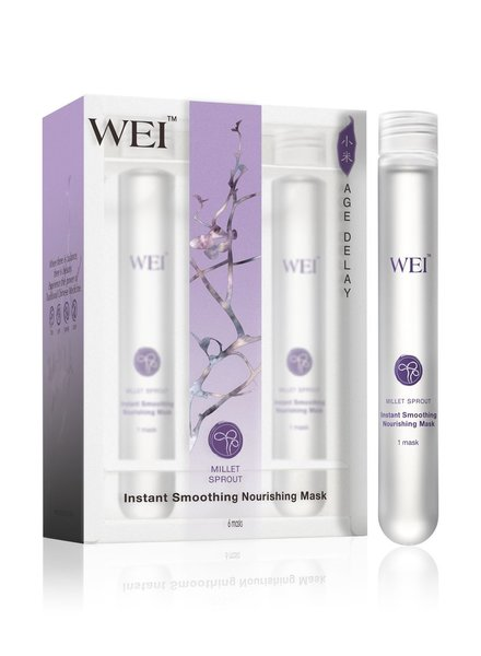 Wei Beauty Instant Smoothing and Nourishing Mask