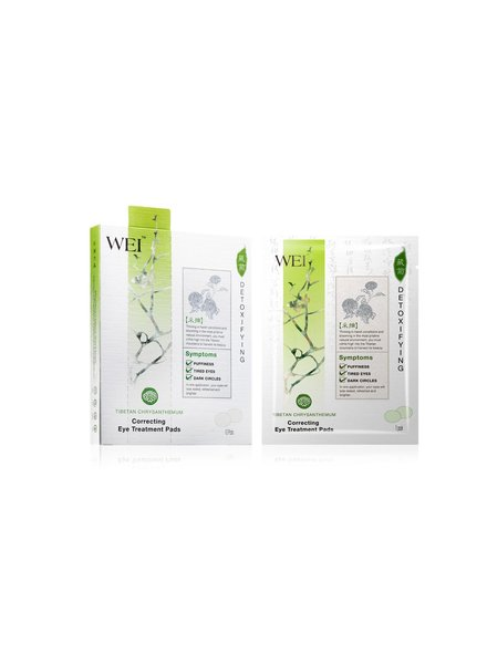 Wei Beauty Correcting Eye Treatment Pads