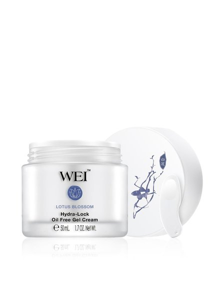 Wei Beauty Lotus Blosom Hydra-Lock Oil Free Gel Creme