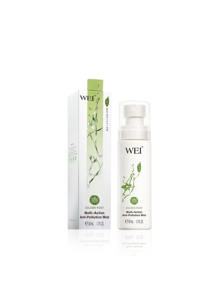 Wei Beauty Gold Root Multi-Action Anti-Pollution Mist