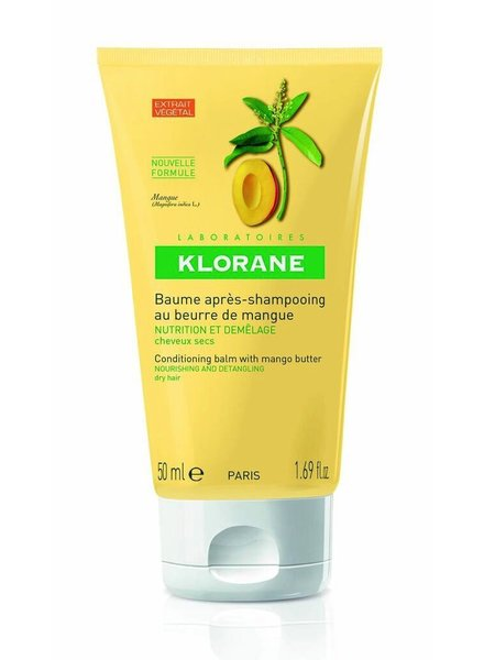 Klorane Travel Conditioner with Mango Butter