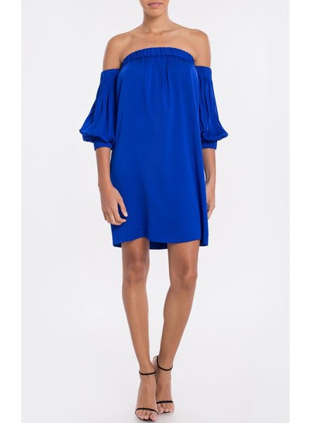 Milly Off the Shoulder Dress