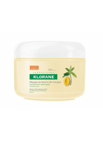 Klorane Hair Mask with Mango Butter