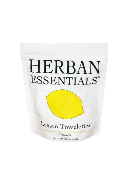 Herban Essentials Herban Essentials Wipes