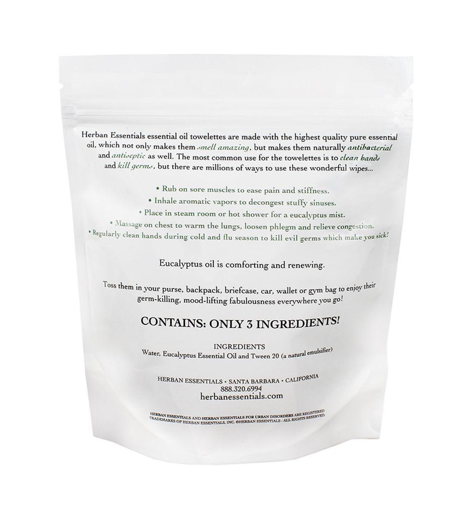 Herban Essentials Herban Essentials Wipes