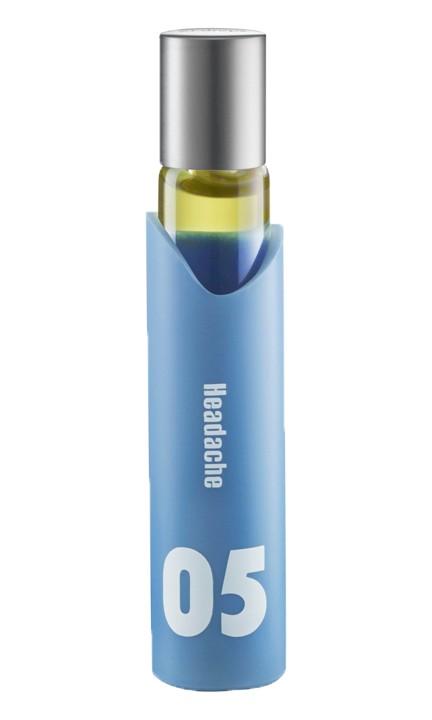 21 Drops #05  Headache Essential Oil