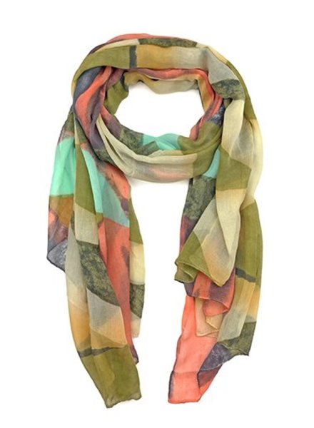 Louisa Ellis Sunset Haze  Scarf