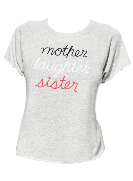 Sundry Mother Daughter Sister Terry Tee