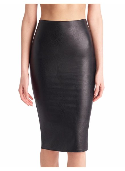Commando Perfect Pencil Faux Leather Skirt