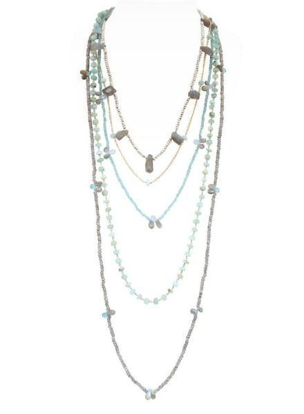 Atelier Mon Multi-Layer Necklace