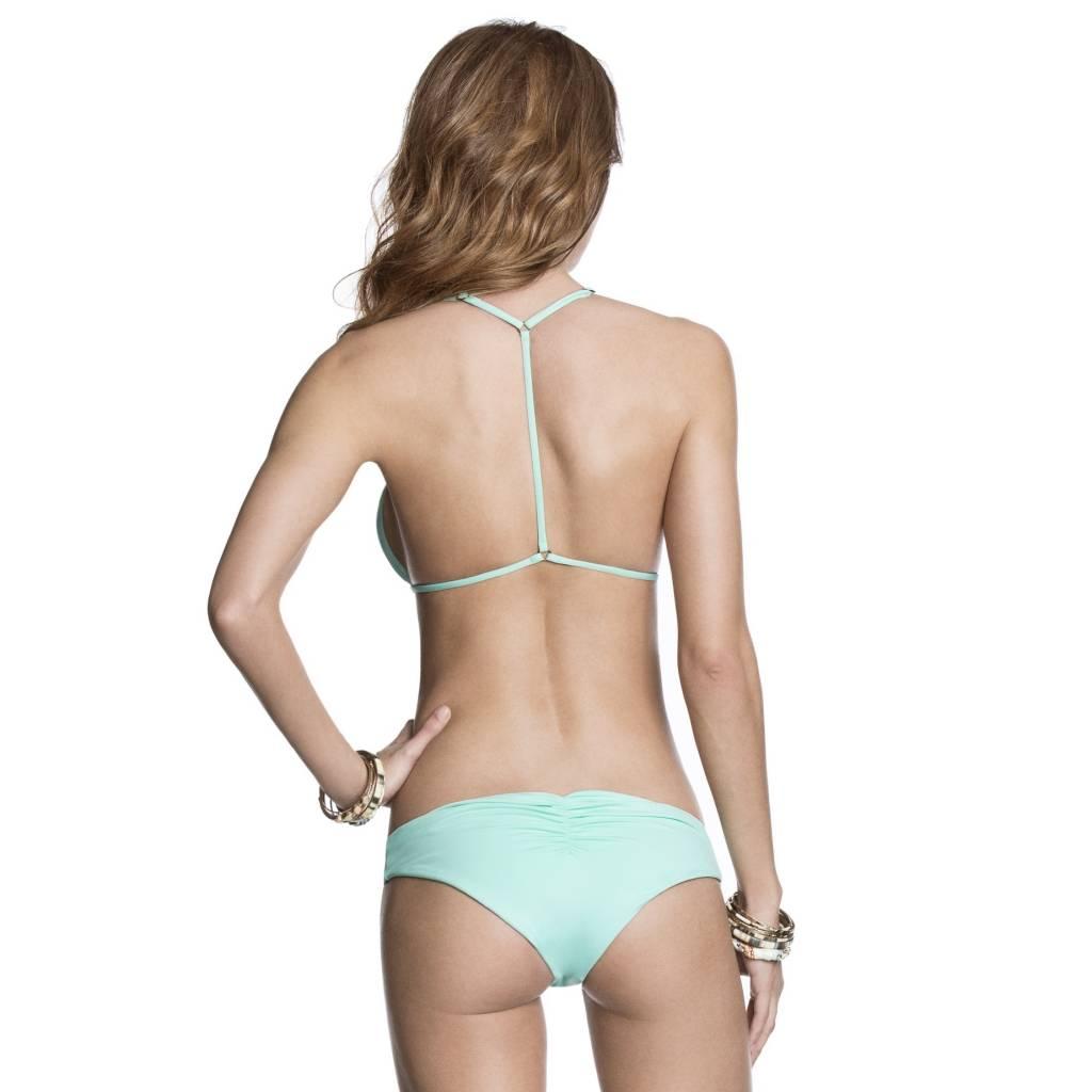 Maaji Spearmint Wave Bikini Bottom