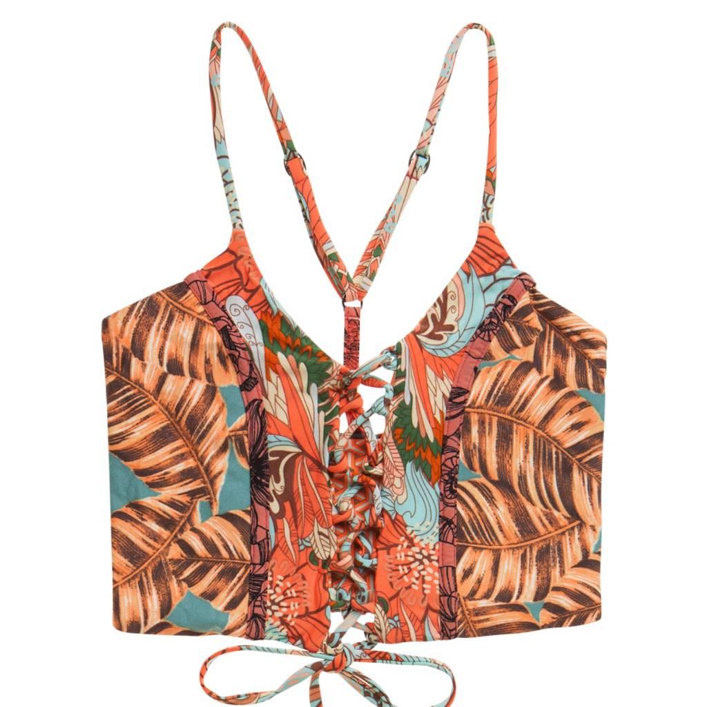Maaji Boogie Fever Bikini Top