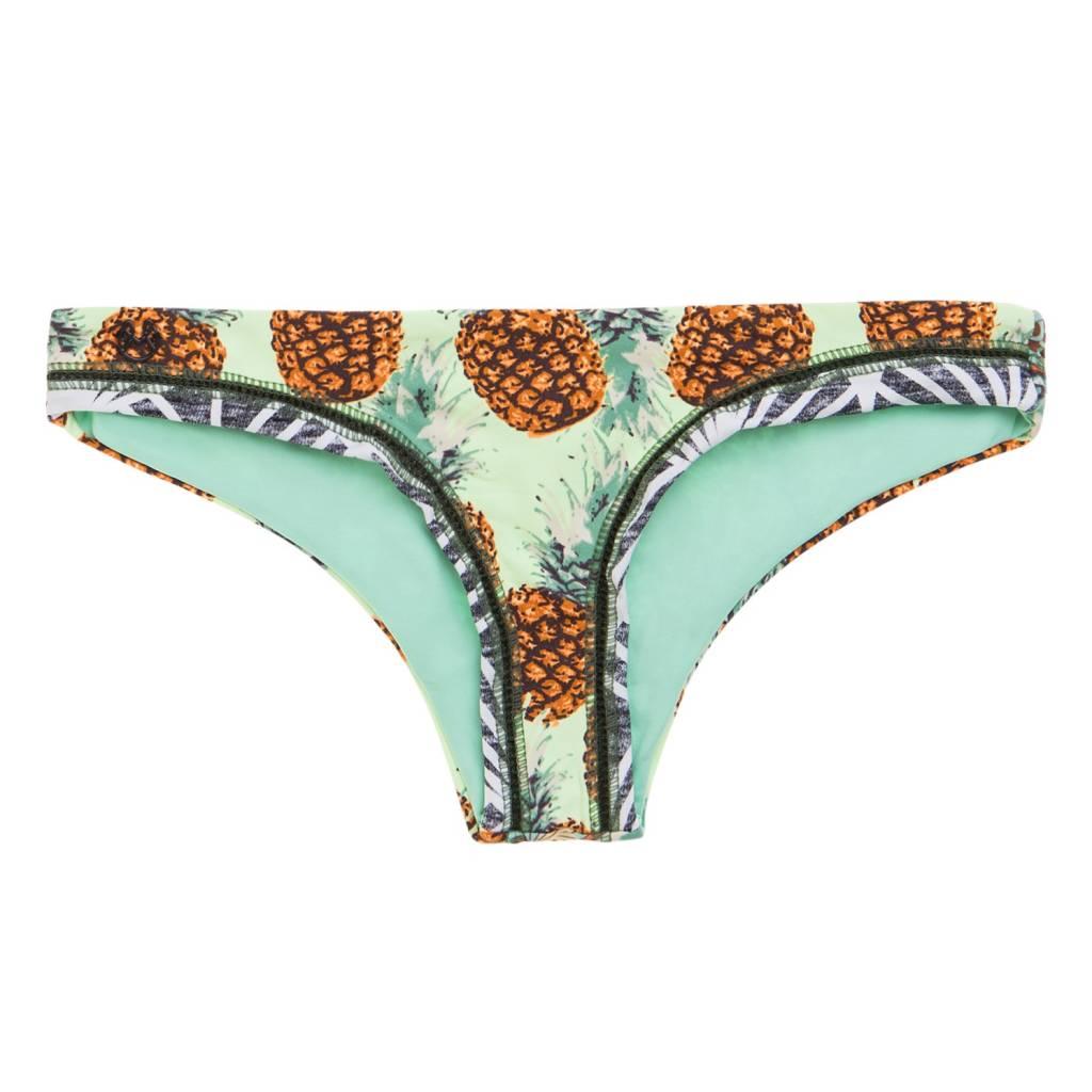 Maaji Boogie Pineapp Bikini Bottom