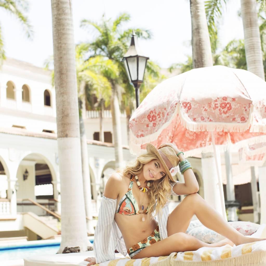 Maaji Boogie Pineapp Bikini Top