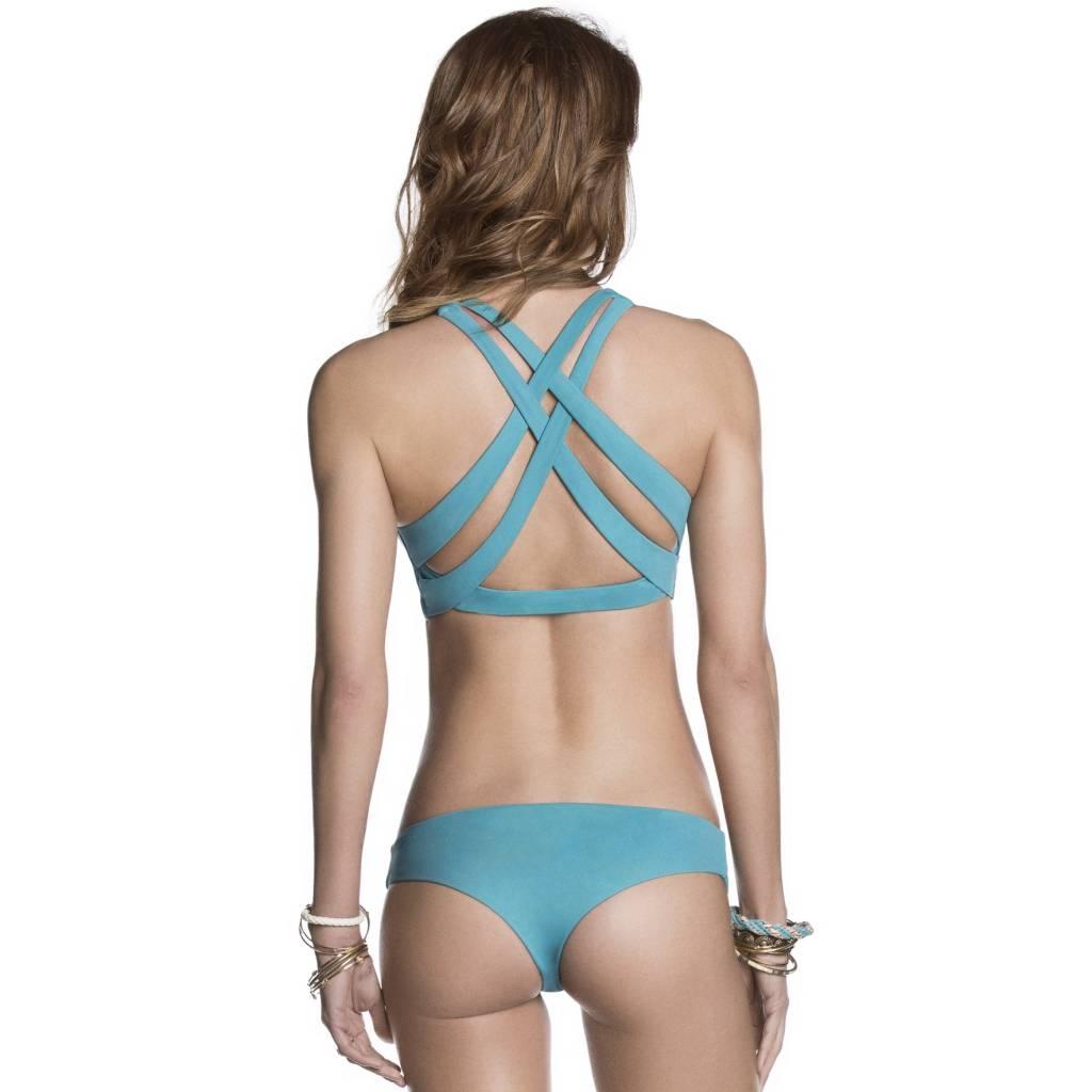 Maaji Sage Swirl Bikini Top