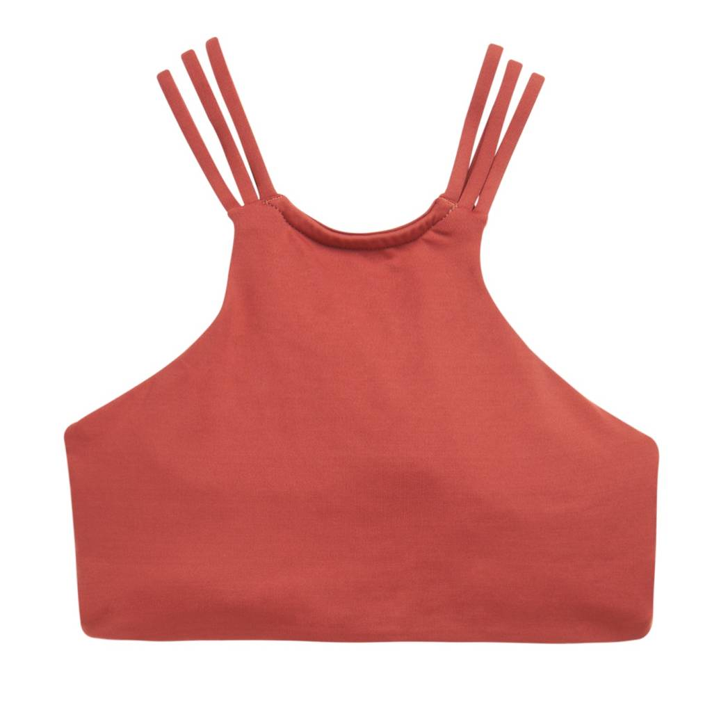 Maaji Cinnamon Loft Bikini Top