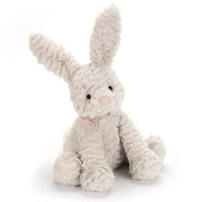 Jellycat Fuddlewuddle Bunny Grey Medium