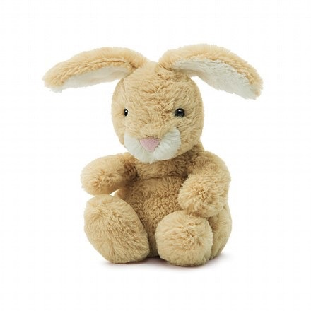 Jellycat Poppet Rabbit Honey & Cream Little