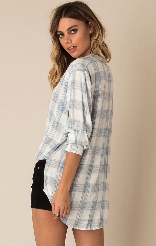 White Crow Knoxville Buttonup