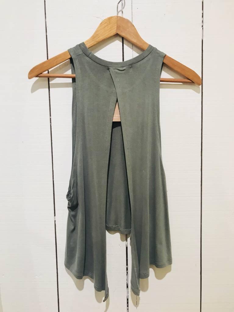 EM & ELLE Knit Modal Style Tank