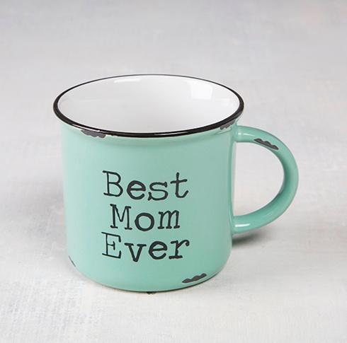 Natural Life Best Mom Ever Camp Mug