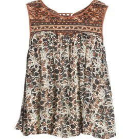 Free People Lucky Coin Top