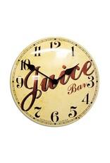 Convex Juice Clock