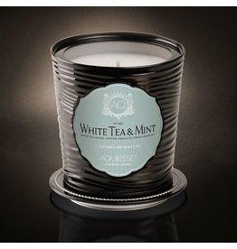 Aquiesse White Tea & Mint Tin Candle