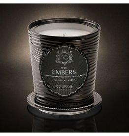 Aquiesse Embers Tin Candle