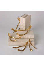 Medium Wish Paperweight-Gold Leaf