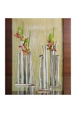 Small Great Barrier Vase-Silver
