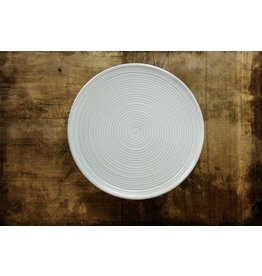 """Montes Doggett Dinner Plate No. """"Fifteen"""", 10.5 in."""