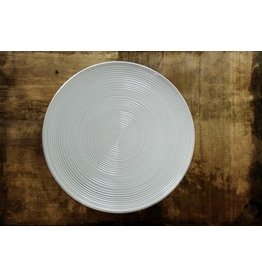 """Montes Doggett Dinner Plate No. """"Fifteen"""", 12 in."""