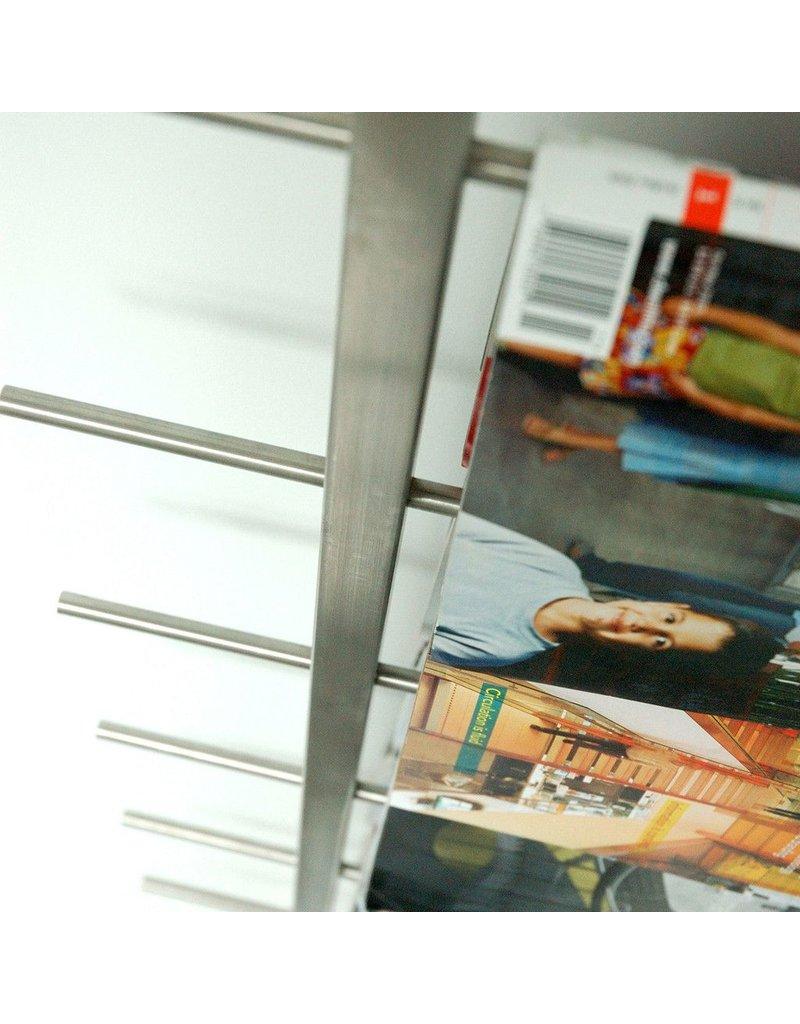 gus modern magazine rack  considered items for a considered  -  gus modern magazine rack