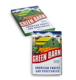 Rosanna AMERICAN ORCHARD GREEN BARN TRAY
