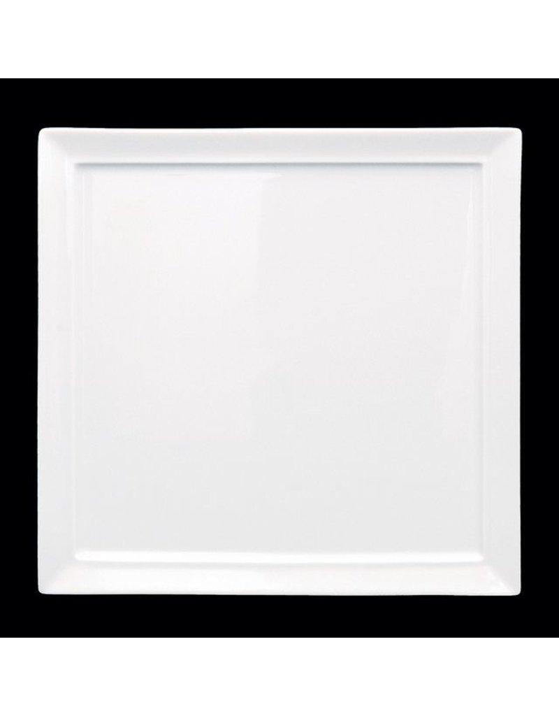 "Fortessa Tavola Square Plate 10.5"""