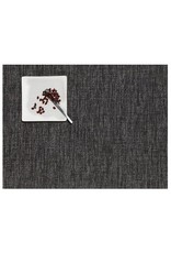 """Chilewich 14""""x19"""" Boucle Table Mat, Grey"""