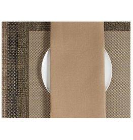 Chilewich Single Sided Linen Napkin, Caramel