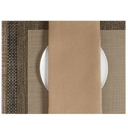 Single Sided Linen Napkin, Caramel