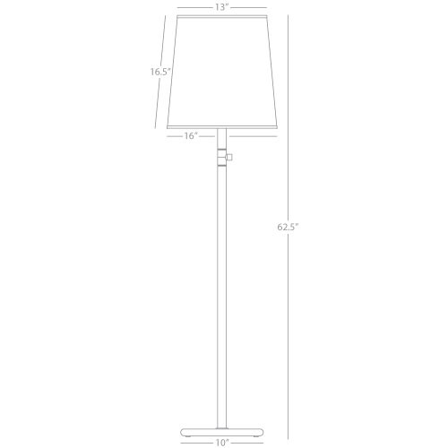 RICO ESPINET BUSTER CHICA FLOOR LAMP