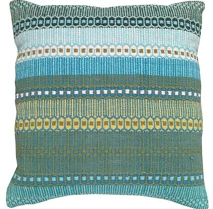 "Urban Ombre 18"" Pillow, Dhaba"