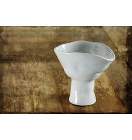 """Montes Doggett Pedestal Bowl No. """"One Hundred Forty Seven"""""""